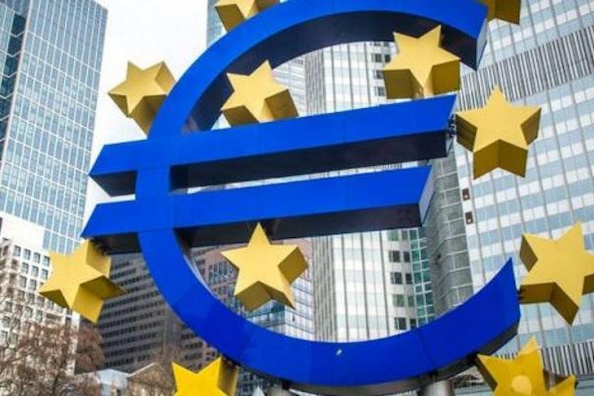 Nel 2019 la crescita economica nell'area euro rallenterà