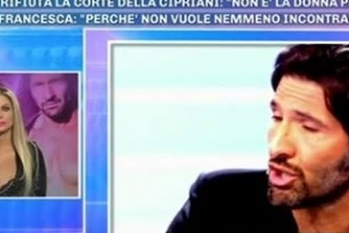 Starlette rifiutate: Francesca Cipriani