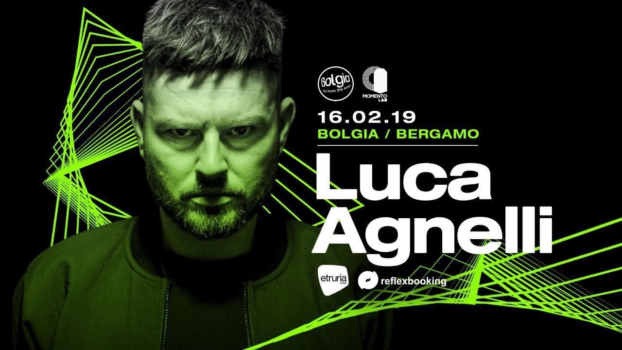 16 febbraio Luca Agnelli al Bolgia di Bergamo