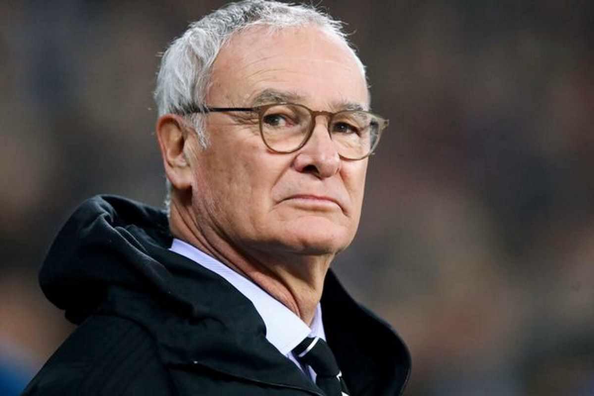 Ranieri sostituisce Di Francesco alla guida della Roma