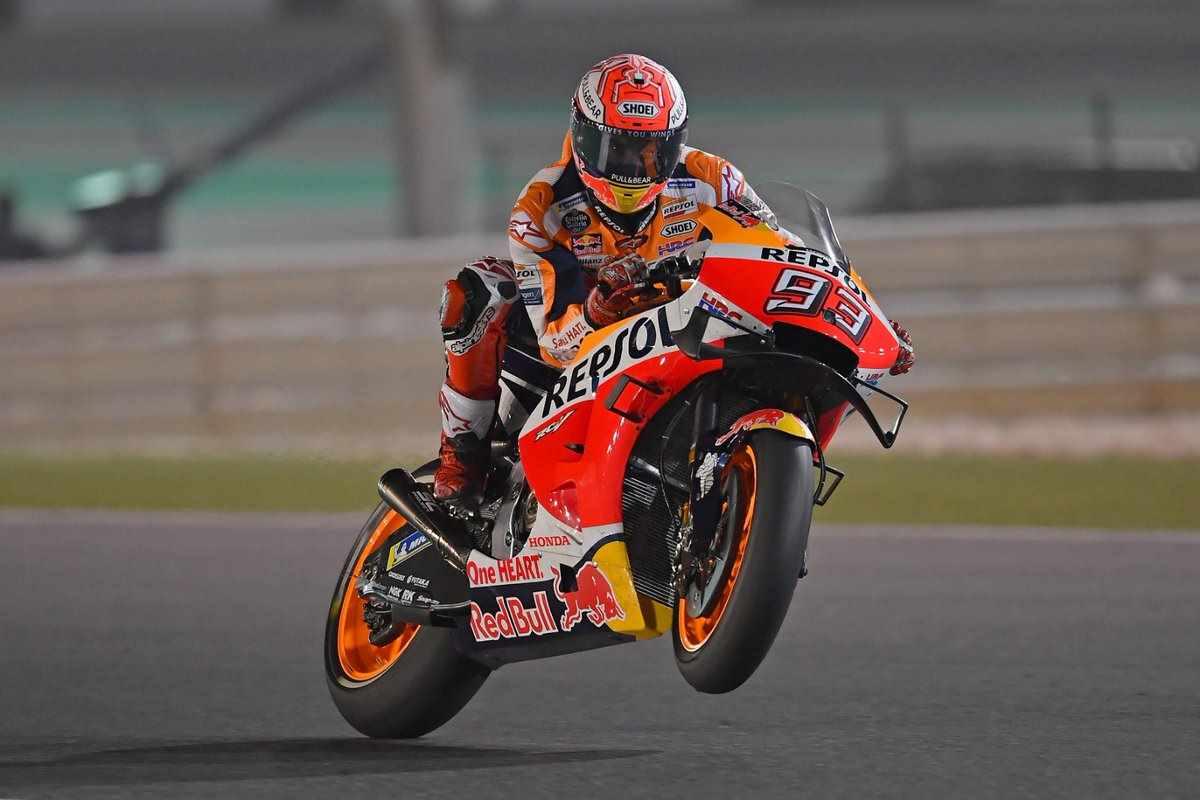 Al via la MotoGP 2019 con la prima giornata di libere del Gran Premio del Qatar