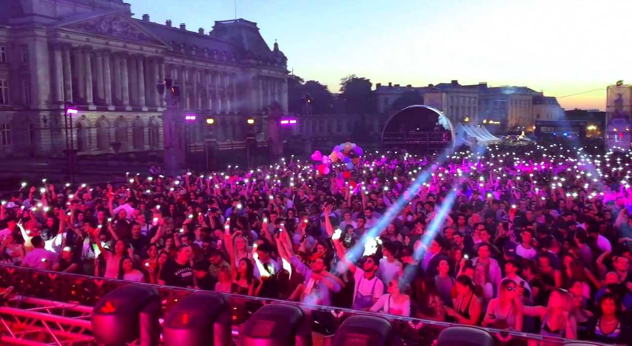 A Bruxelles per il Festival dell'Iris: Electro Night, tram storici e porte aperte al Parlamento