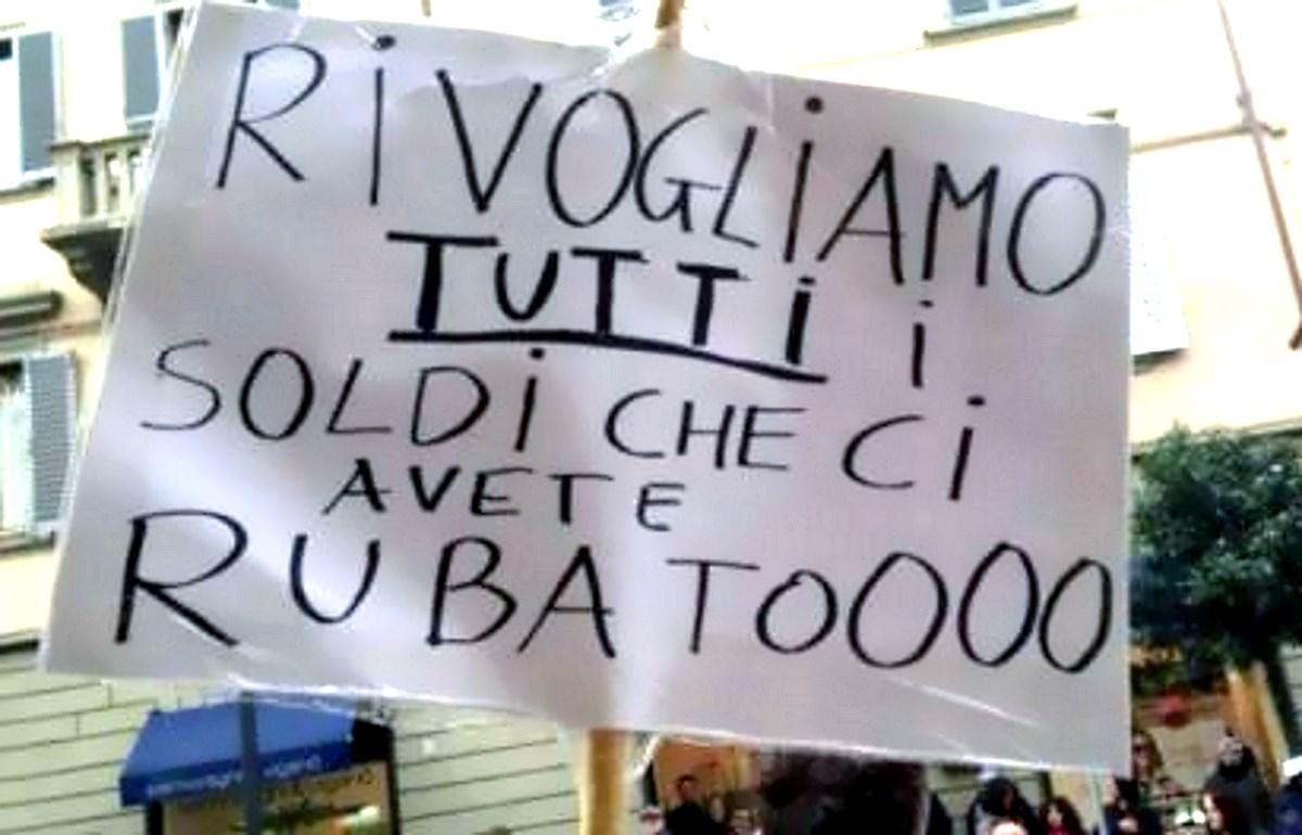 Ecco perché Di Maio e Salvini non dicono più che è urgente risarcire i truffati dalle banche