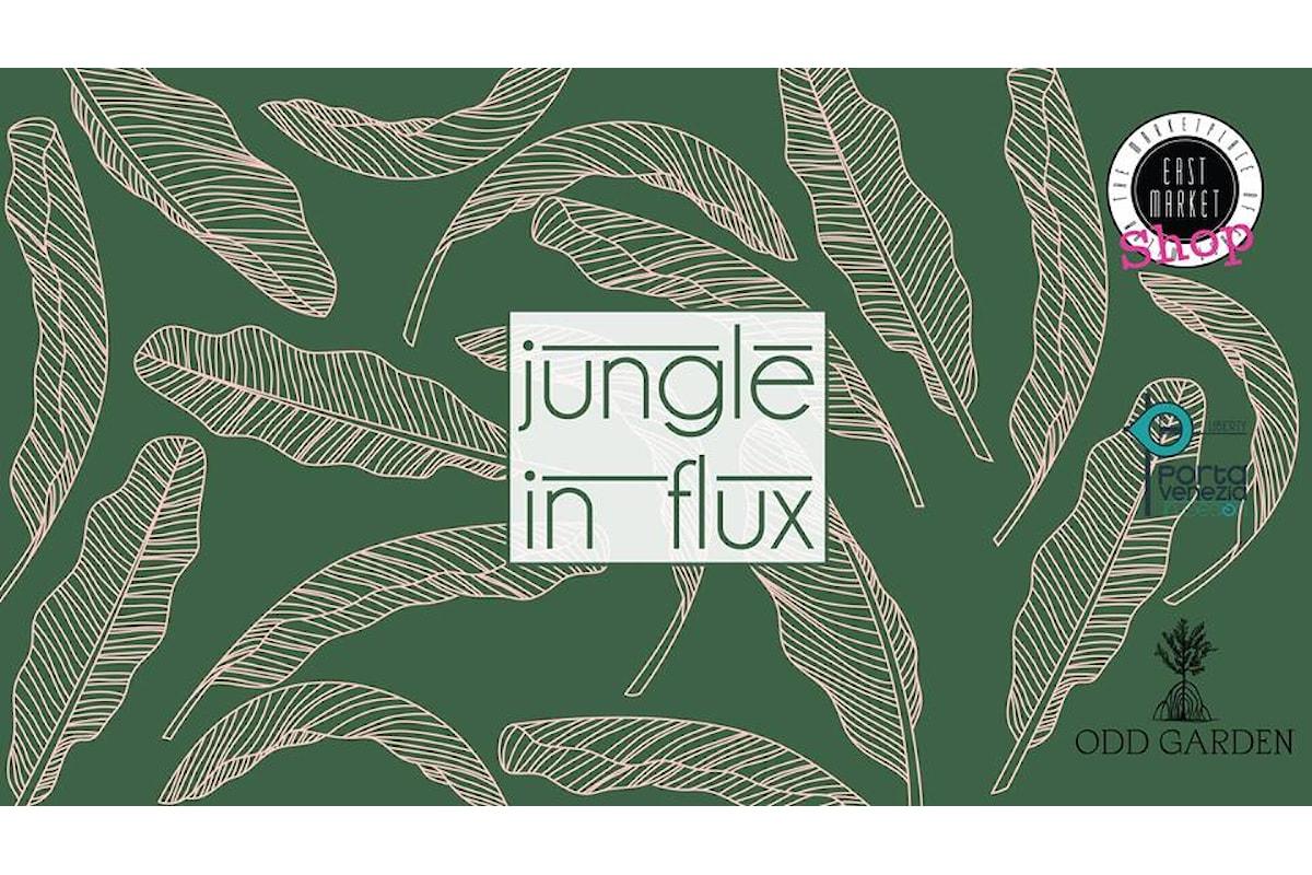 "Design Week 2019: da East Market Shop spazio al garden design con ""Jungle in Flux"""