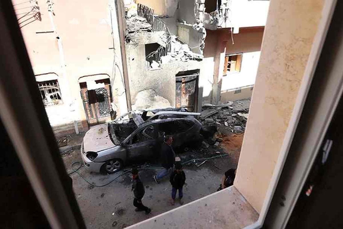Libia, le truppe di Haftar in attesa del via libera per la conquista di Tripoli