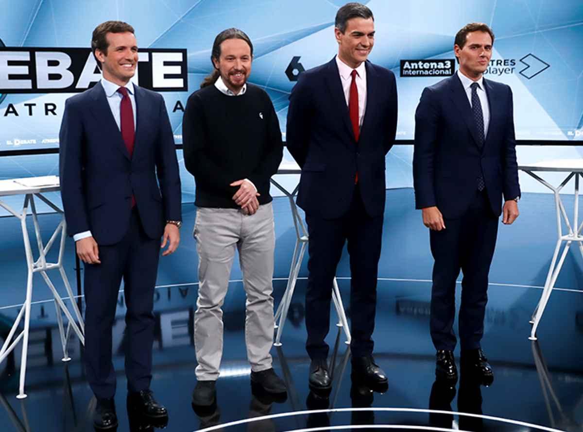 Domenica la Spagna torna al voto per le politiche, ma il nuovo Governo sarà un rebus
