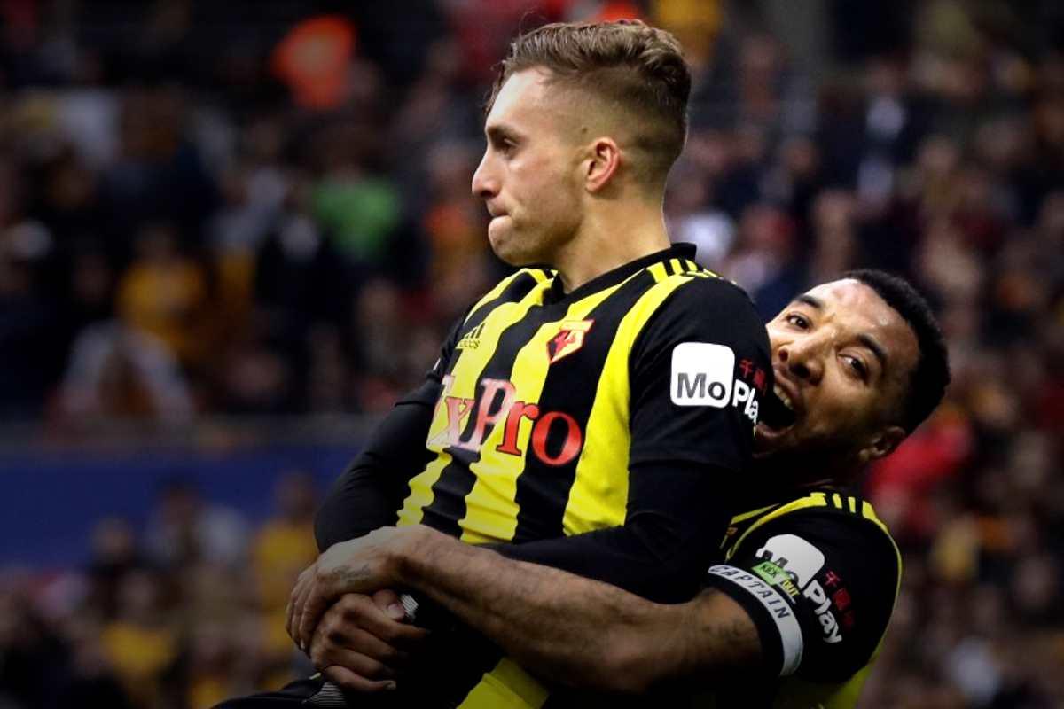 I Pozzo possono sorridere: se l'Udinese lotta per non andare in B, il Watford si qualifica per la finale di FA Cup