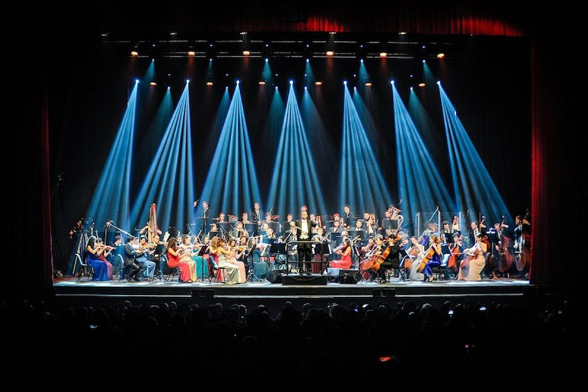 Gaga Symphony Orchestra al Teatro Dal Verme Milano con DANCERS IN CONCERT