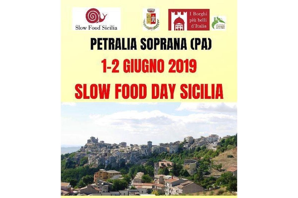 Slow Food Day Sicilia 2019 nel Borgo più bello d'Italia. Slow Food Village l'1 e 2 giugno a Petralia Soprana con convegni e laboratori del gusto
