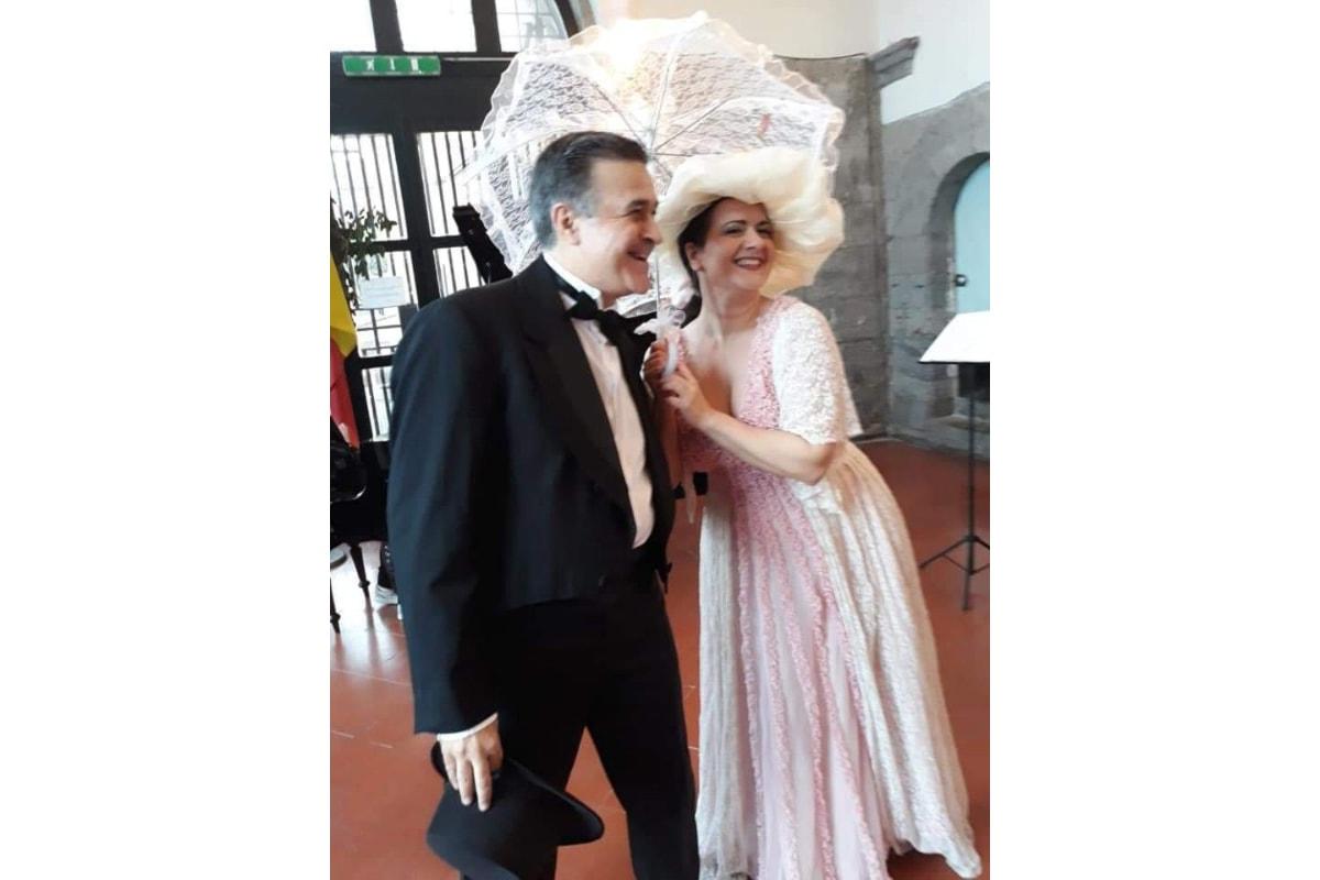 Grande successo per il Recital lirico Bel Canto al Castello al Maschio Angioino di Napoli