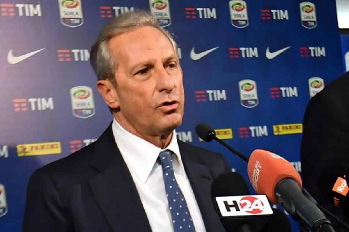 Anche la Serie A ufficialmente si esprime contro la Super Champions