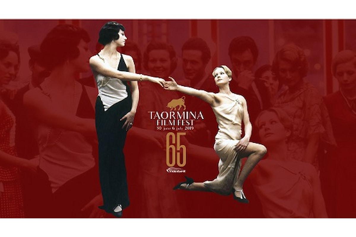 65° Taormina Film Fest: martedì sul palco Fulvio Lucisano e Phillip Noyce ritireranno il Taormina Arte Award