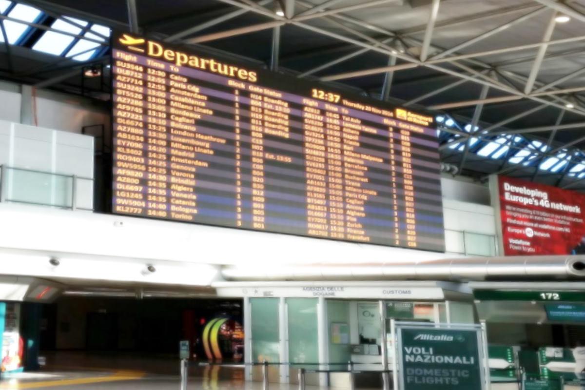 Punte del 90% di astensione per lo sciopero di venerdì nel settore del trasporto aereo