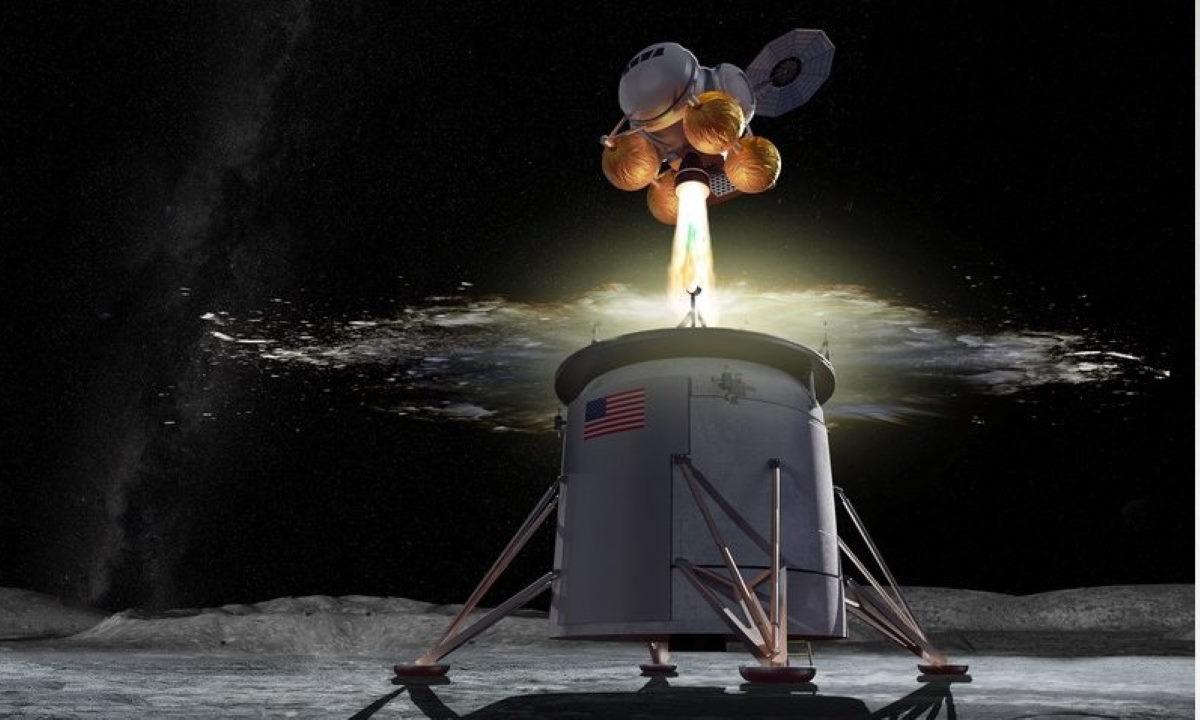 Da Orion al Lander, prende forma la nuova missione Nasa per riportare l'uomo sulla Luna