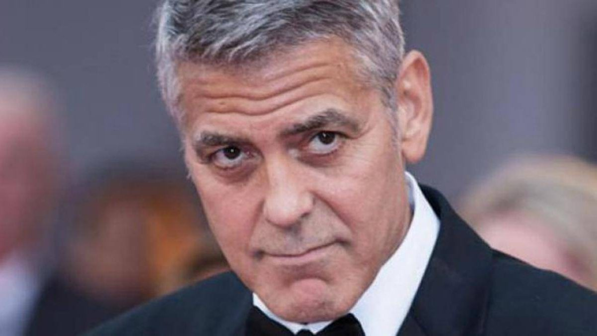Una figlia segreta per l'attore George Clooney