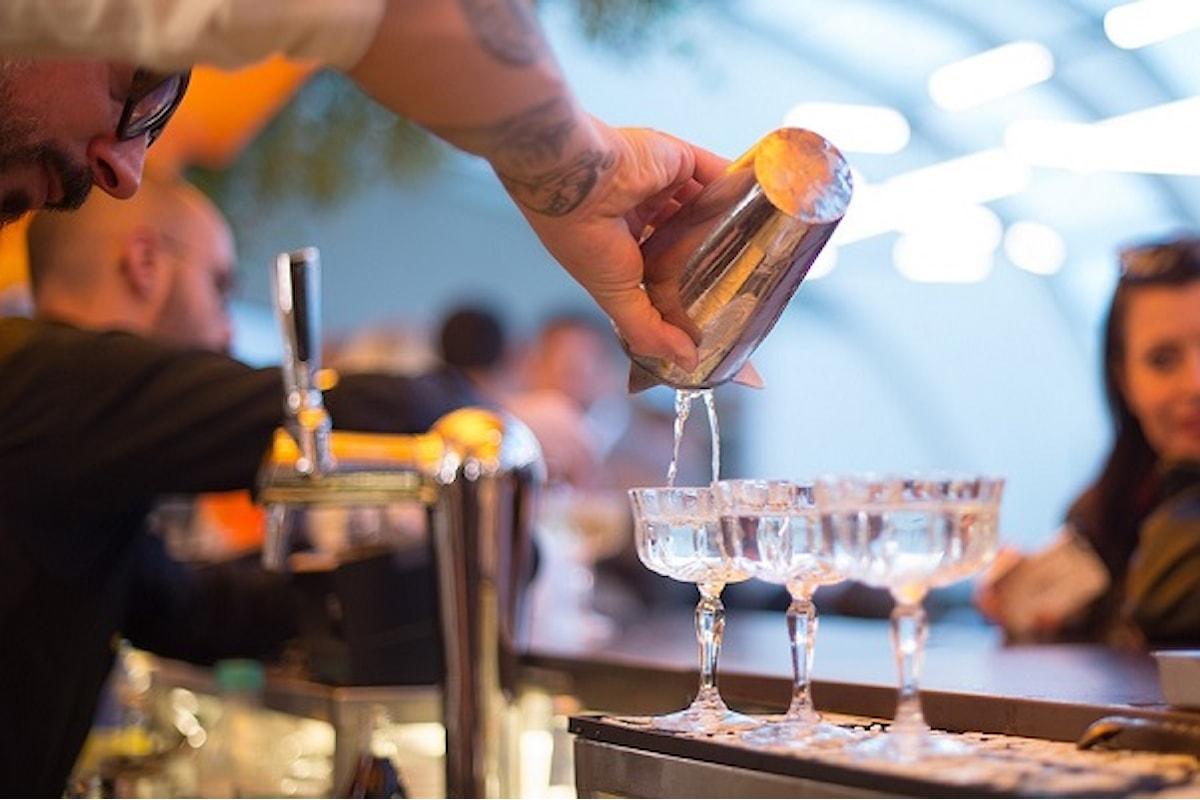 Road to Roma Bar Show trasforma Parco Schuster in un grande bar. Un'anteprima del Roma Bar Show 2019