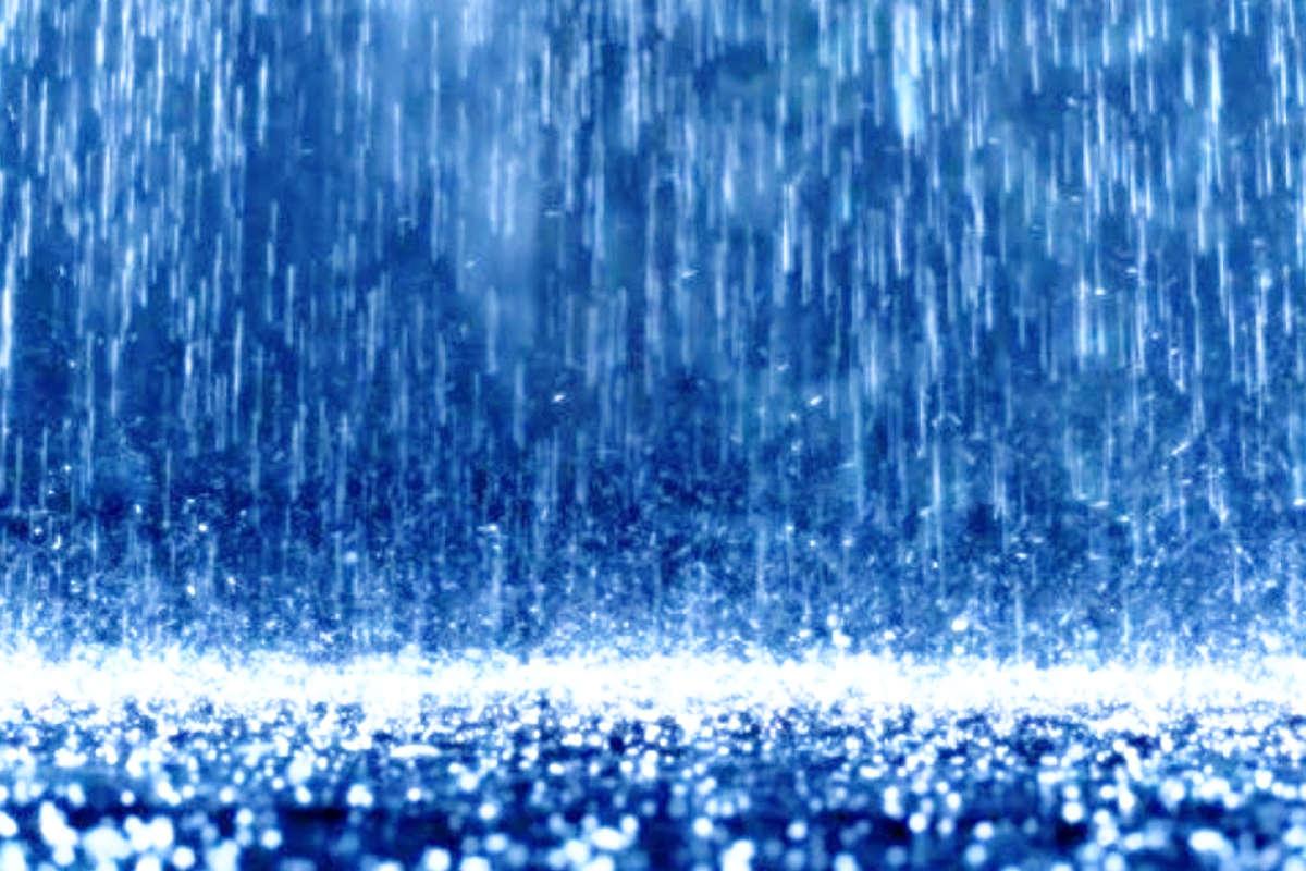 Da mercoledì inizia a piovere, estate finita?