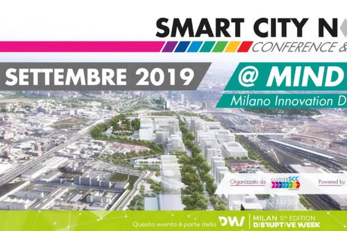 SMART CITY NOW riparte da MIND (con uno sguardo a Milano-Cortina 2026)