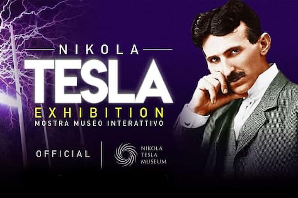 Conosci il genio di Nikola TESLA, a Milano dal 5 ottobre