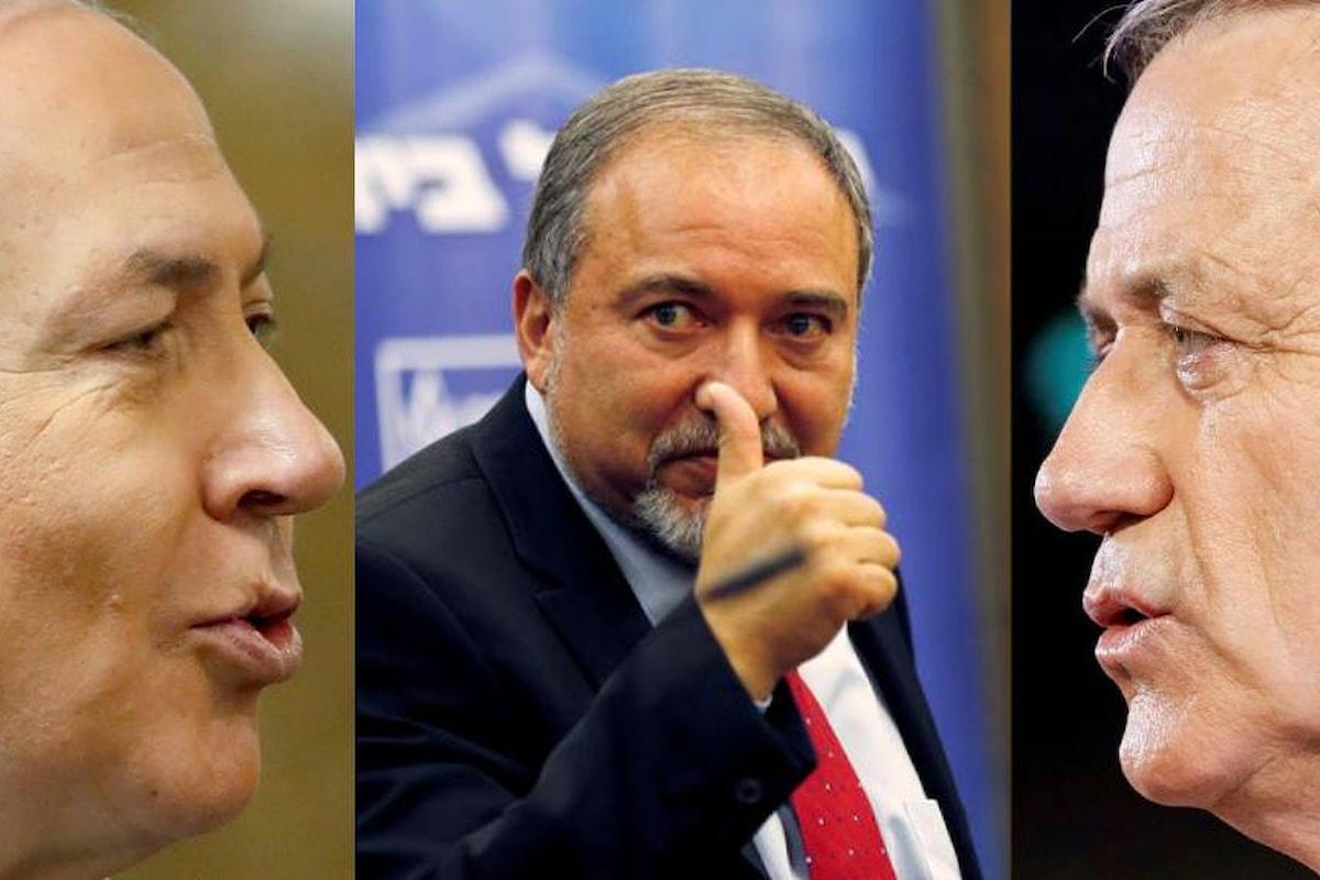 Elezioni in Israele, alle 22 sapremo chi ha vinto ma non vi sarà certezza su chi formerà il nuovo governo