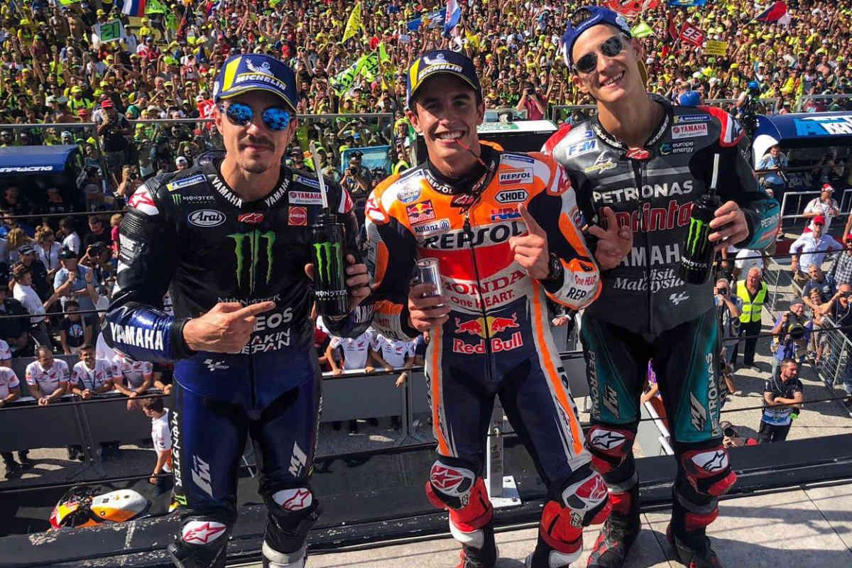 A Misano, Marquez torna a vincere ed incrementa il proprio vantaggio nel mondiale piloti di MotoGP