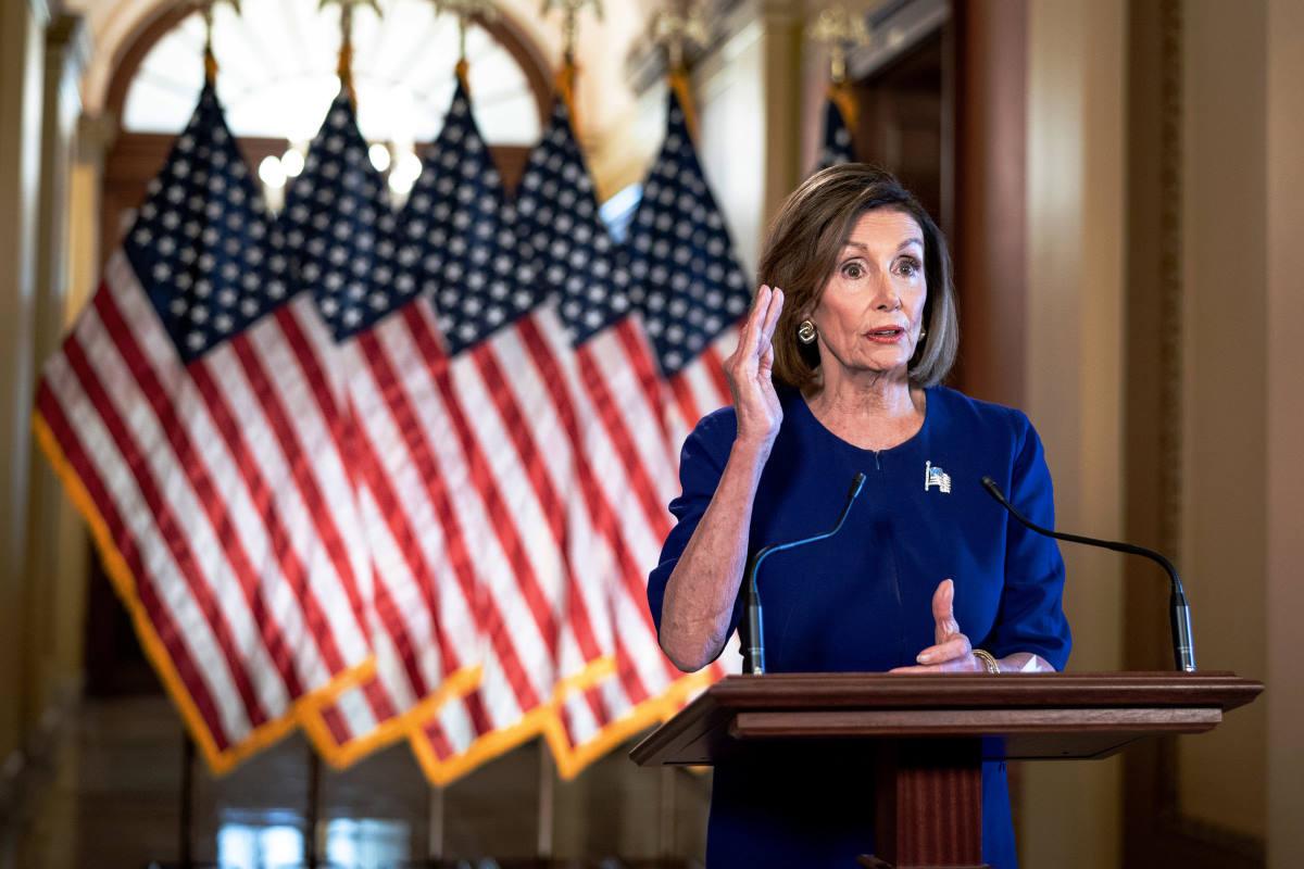 Nancy Pelosi annuncia l'avvio della procedura di impeachment contro Trump, eccone il motivo...