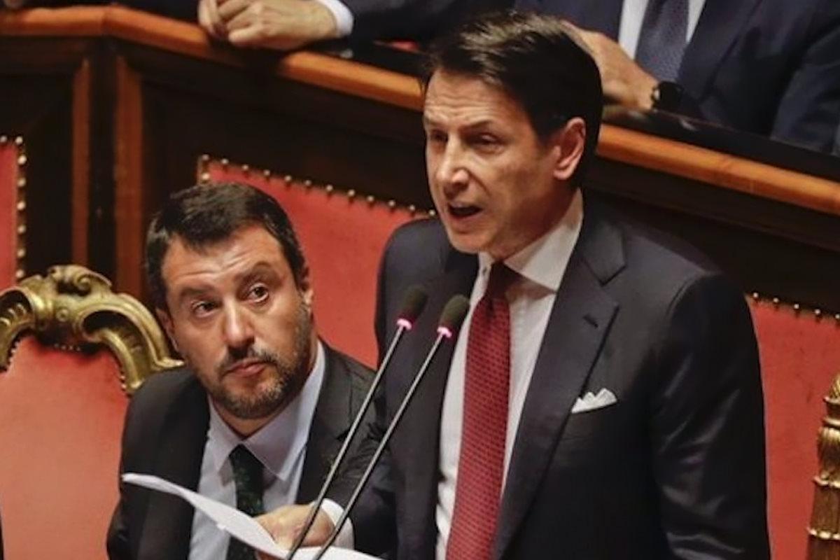 Per Conte Salvini è un miserabile