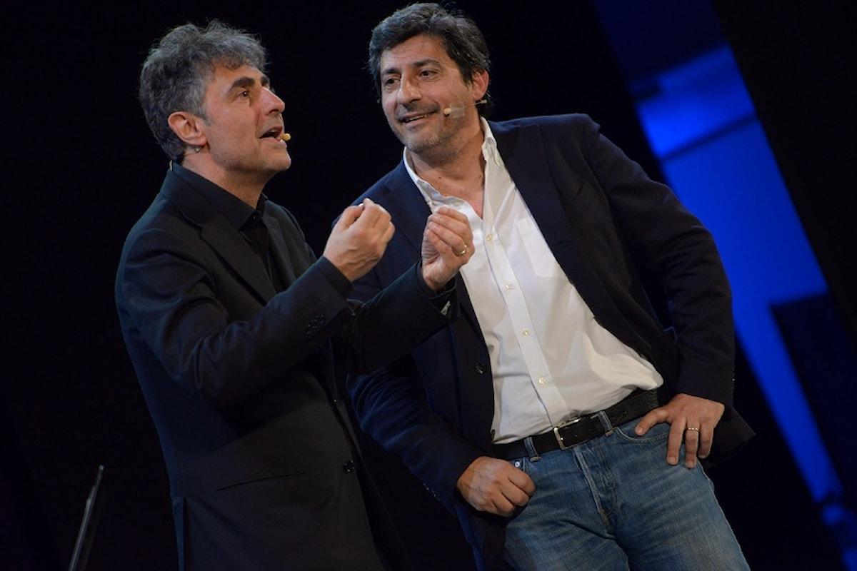 IL COTTO E IL CRUDO apre la stagione 2019-2020 del Teatro Manzoni