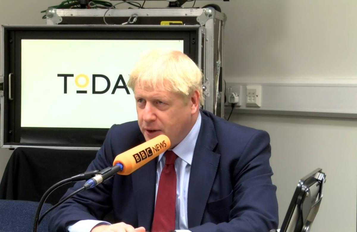 Johnson: con la Brexit i controlli al confine tra le due Irlande saranno inevitabili