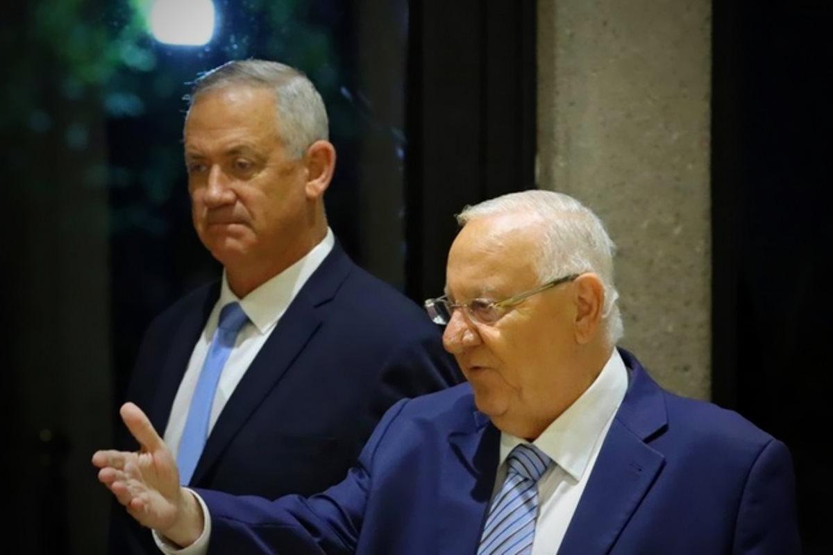 Adesso tocca a Benny Gantz tentare di dare ad Israele un governo in grado di evitare nuove elezioni