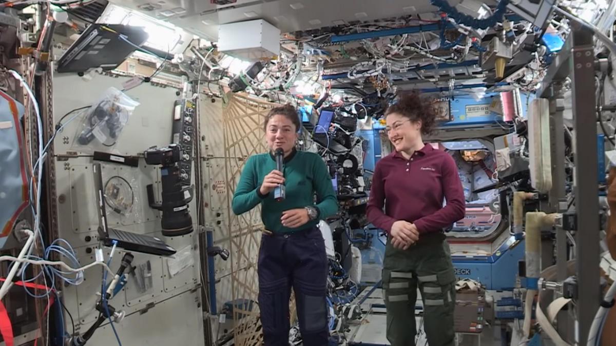 Il 21 ottobre la prima passeggiata di due donne nello spazio