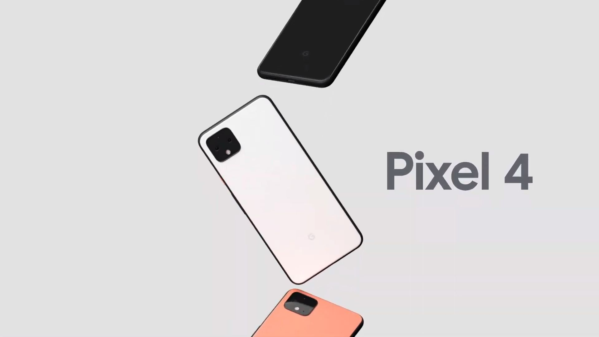 Pixel 4 e Pixel 4 XL presentati ufficialmente: ora possono essere definiti realmente degli iPhone con Android