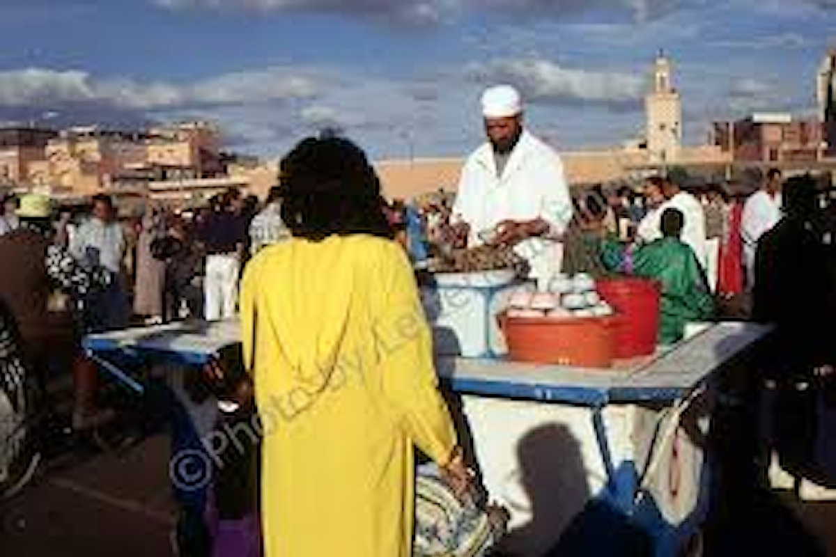 Amore & Viaggi - Piccola storia di ordinario turismo - Pomeriggio a Marrakech