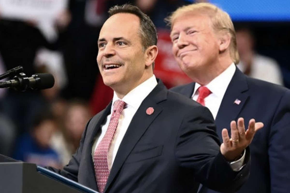 Un martedì amaro per Trump che vede sfumare il consenso per i repubblicani in Virginia e Kentucky