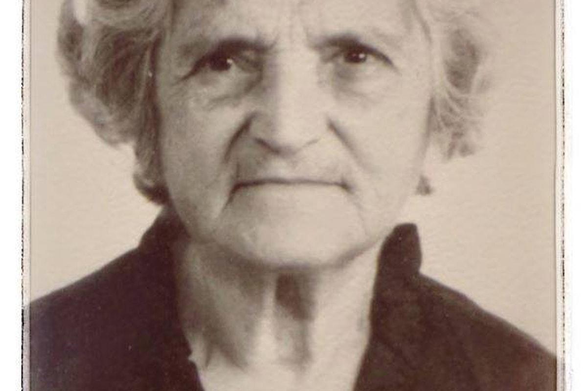 Diciannove anni fa, il due novembre del 2000 moriva a Locri (RC) all'età di quasi 102 anni Maria Strangio Papandrea
