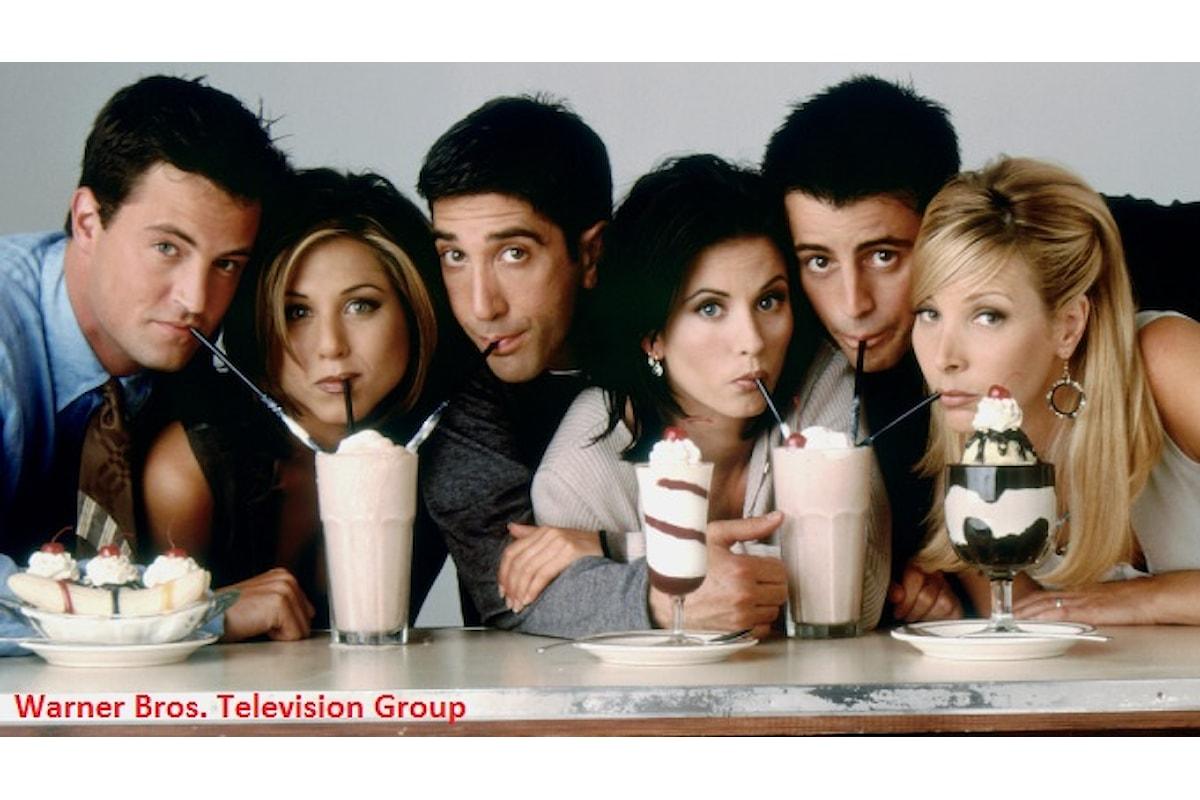 Friends torna in TV! Il cast originaio pronto a riunirsi per uno speciale