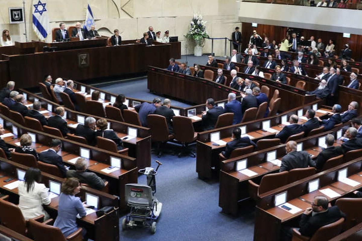 Impossibile formare un governo, Israele tornerà a votare per le politiche il 2 marzo 2020
