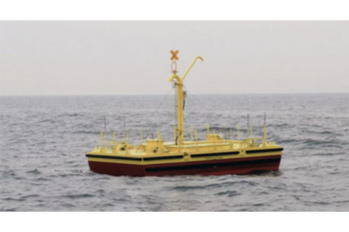 Eni Energia dal Mare: l'innovativo ISWEC nelle acque di Ravenna