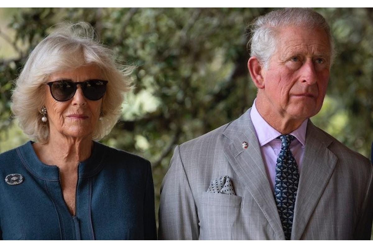 Casa Reale Britannica Prossimo divorzio tra Carlo e Camilla?