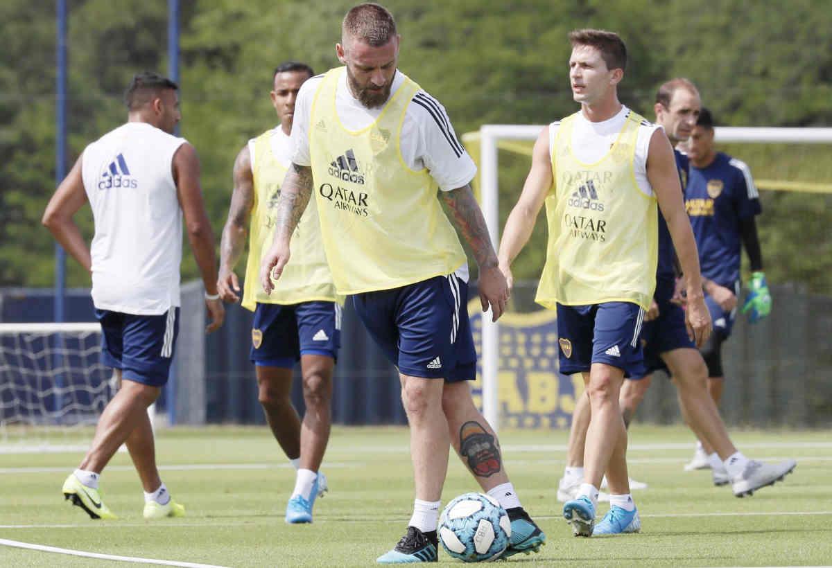 De Rossi lascia il Boca e dice addio al calcio giocato