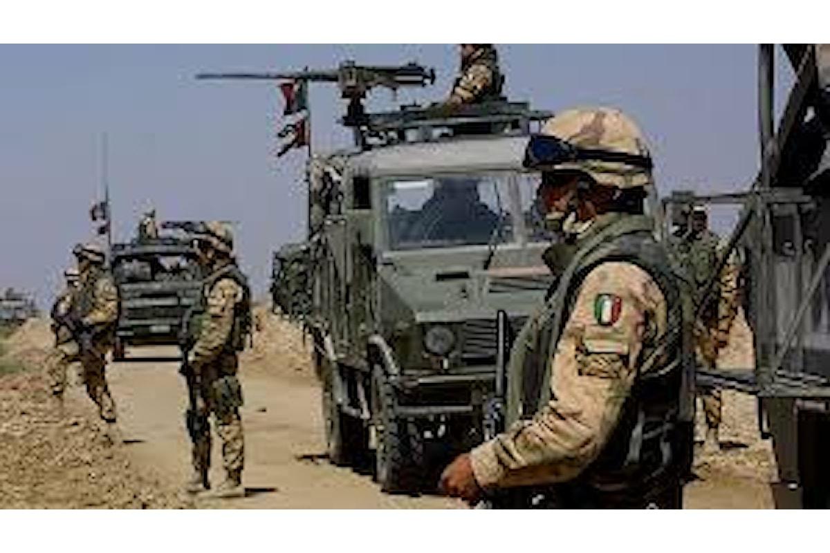Roma, livello di massima allerta per i militari italiani all'estero e in basi italiane