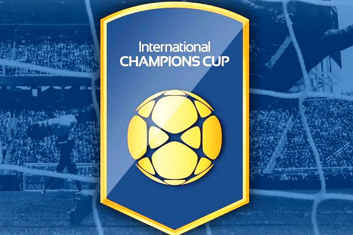 La International Champions Cup cambierà formula già dal 2020?