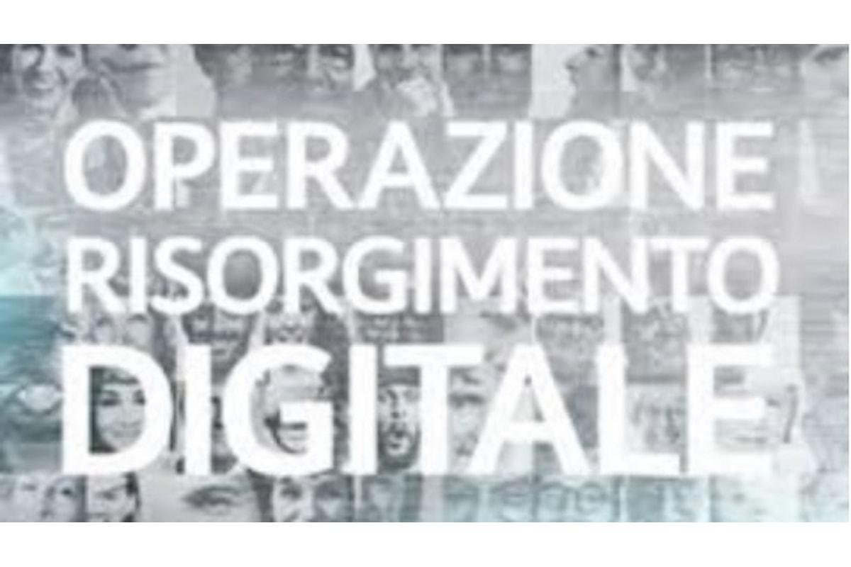 Milazzo (ME) – Operazione risorgimento digitale