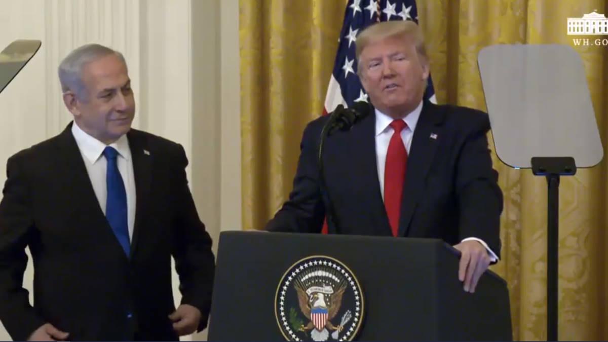 Trump: l'Accordo del Secolo!