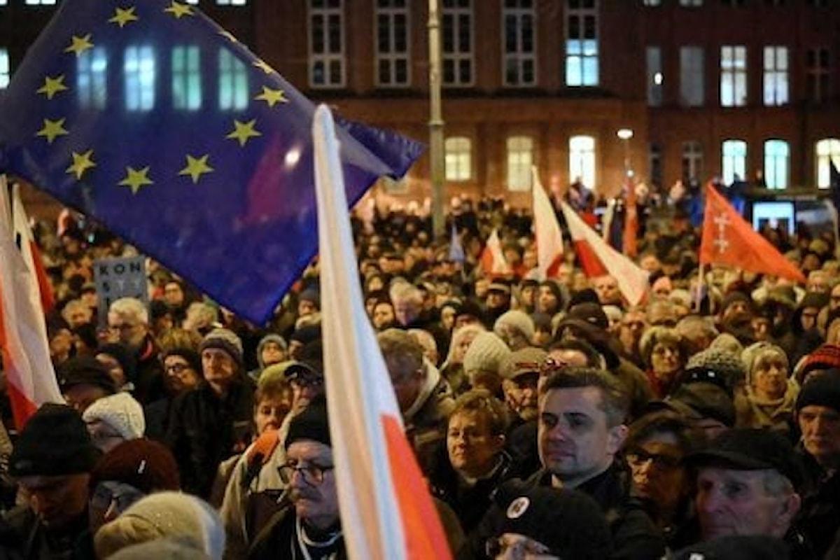 I sovranisti sono patrioti o autoritari furbastri? L'esempio della Polonia