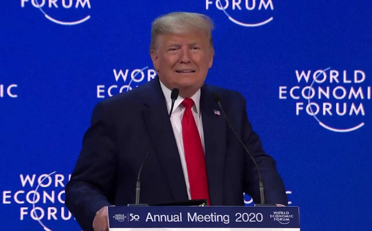 Donald e Greta a Davos: chi è tra i due il vero profeta di sventura?