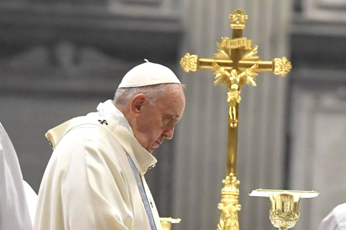 Gli auguri del Papa per un 2020 di pace e speranza