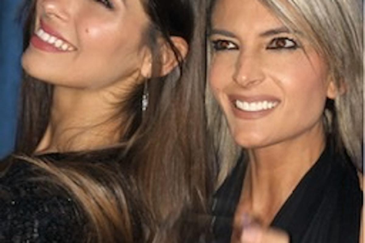 Capodanno di festa per Ariadna Romero e Laura D'Annibale
