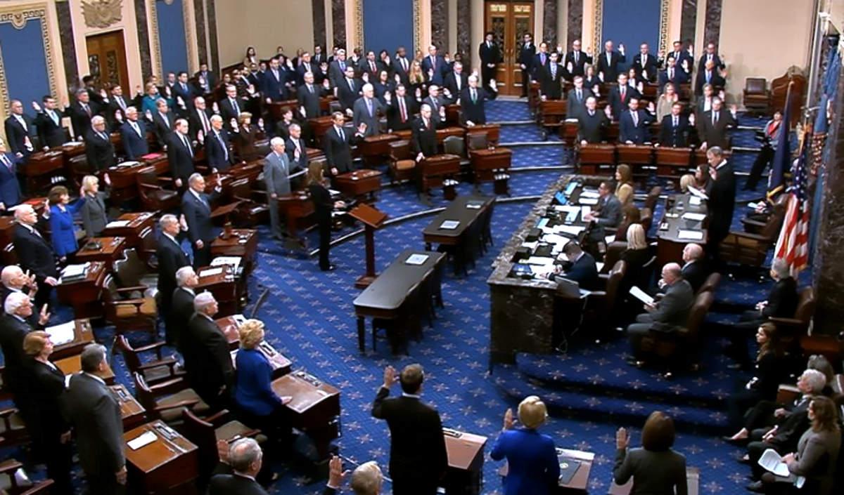 Impeachment, dopo aver definito le regole da mercoledì inizia il dibattimento al Senato