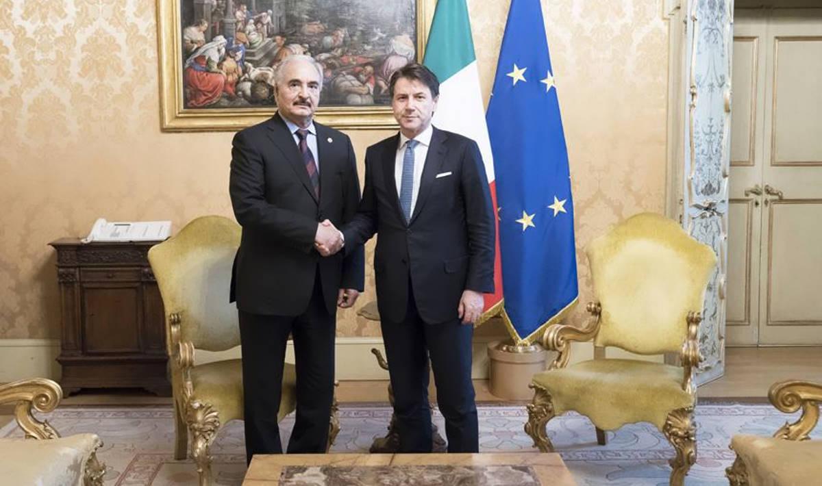 Libia, Haftar accetta la tregua di Erdogan e Putin